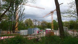Baufortschritt Mai 2017 (BA Hamburg-Nord)