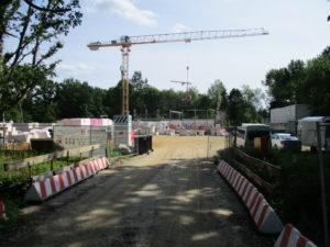 Baufortschritt Juni 2017 (BA Hamburg-Nord)